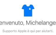 Supporto Apple disponibile anche in Italia