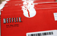 Netflix noleggia ancora dvd