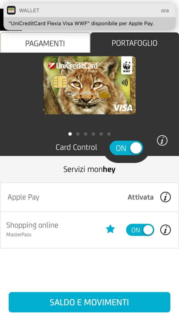Apple Pay disponibile in Italia - Monhey