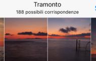 Trovare velocemente le foto su iPhone